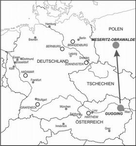 Tötungsanstalt Meseritz-Obrawalde